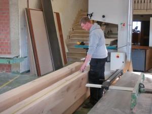 FSC materialen controleren voor ander project.